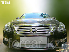 Защита радиатора Nissan Teana L33 2014- chrome