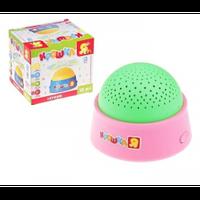Музыкальная игрушка-ночник «Крошка Я», световые и звуковые эффекты
