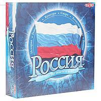 Игра настольная - Россия. Что Вы знаете о ней?, арт.2489