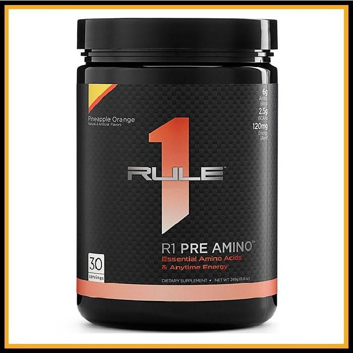 R1 Pre Amino 249гр (фруктовый пунш)