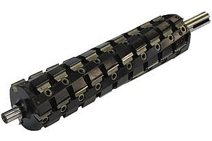 Строгальный вал helical с ножами для PJ-1696
