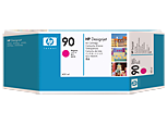 HP C5063A Картридж пурпурный HP 90 для Designjet 4500, 4000, 4020, 4520