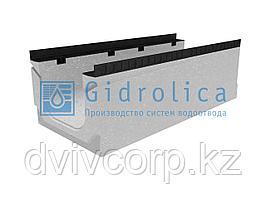 Лоток водоотводный бетонный коробчатый (СО-300мм), с уклоном 0,5%  КПу 100.44(30).34(27) - BGМ-F, № 6