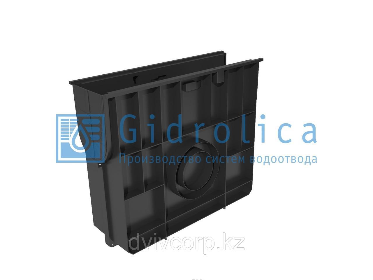 Пескоуловитель Gidrolica Standart ПУ-10.16.42 - пластиковый