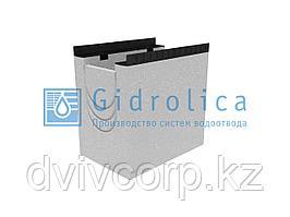 Пескоулавливающий колодец бетонный  (СО-200мм), верхняя часть с чугунной насадкой ПКП 50.34(20).50 - BGМ