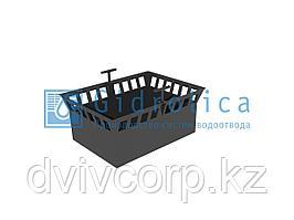 Корзина для дождеприемника Gidrolica Point ДП 40.40 - пластиковая