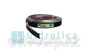Бордюр Gidrolica Country Б-10000.2.11 - пластиковый черный L10000