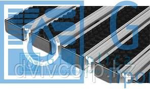 Придверная решетка Gidrolica Step - щетка+скребок,  м.кв.