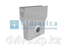 Пескоуловитель композитбетонный Filcoten DN100, 500/140/500, с муфтой