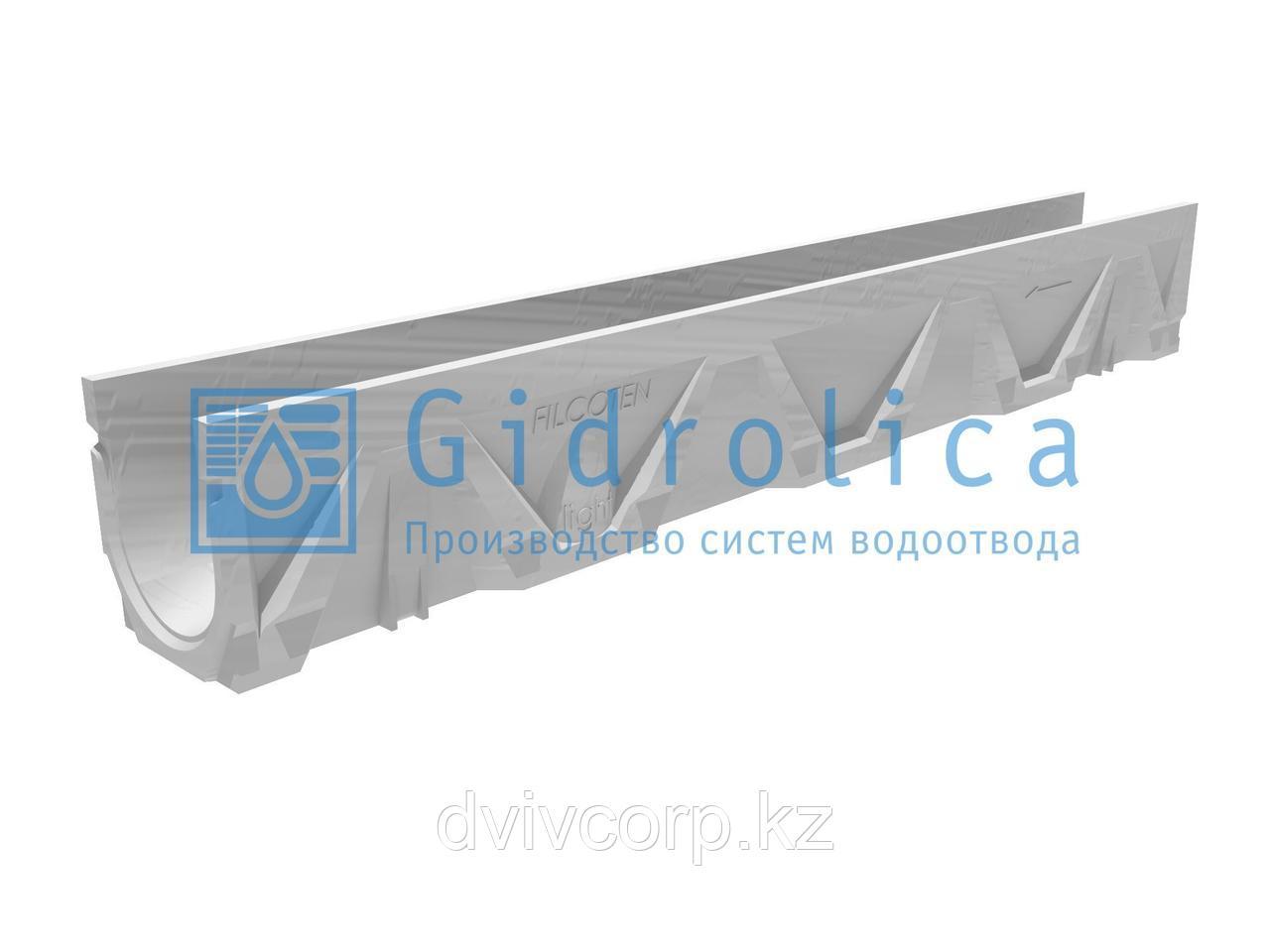 Лоток композитбетонный Filcoten DN100, №5-0