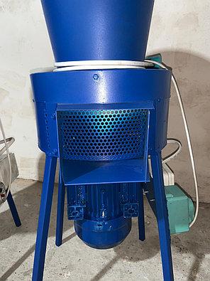Соломорезка, сенорезка 2,2 кВт, 60 кг/час 220/380В, фото 2
