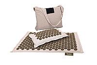 Набор акупунктурный «НИРВАНА» (подушка, коврик, сумка)