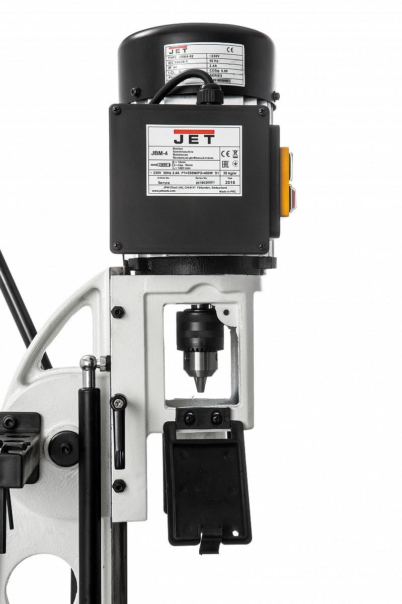 JET JBM-4 Долбежно-пазовальный станок