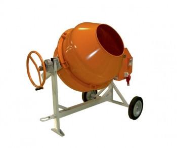 Бетоносмеситель СБР-260 380В циклический гравитационный