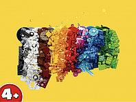 LEGO Classic 11013 Прозрачные кубики, конструктор ЛЕГО