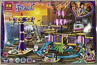 Конструктор Lari Friend 11381 Прибрежный парк развлечений