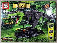 Конструктор Dinosaur 1539 с устройством движения