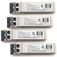 Трансивер HP Enterprise/MSA 16Gb Short Wave Fibre Channel SFP+/4-pack Transceiver/(Includes four x 16Gb SW FC