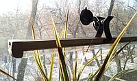 Фитолампа 120 см биколор 4:1 на универсальных присосках