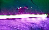 Фитолампа для подоконника 60 см полного спектра на универсальной присоске