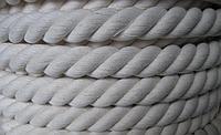 Канат хлопчатобумажный 40 мм, 25 м, фото 1