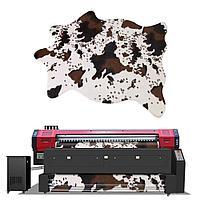 Промышленный широкоформатный цифровой принтер DX5 с головкой 3,2 м MT для рулонного коврового покрытия
