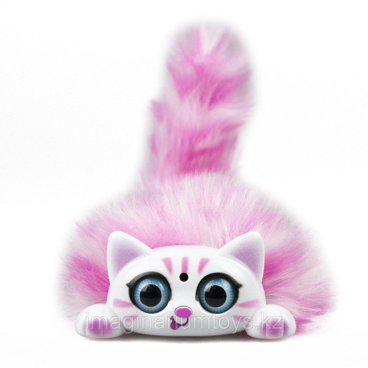 Интерактивная игрушка котенок Fluffy Kitty Pixie