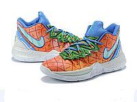 "Баскетбольные игровые кроссовки Nike x Nikelodeon Kyrie 5 ""Pineapple House"" (40-46)"