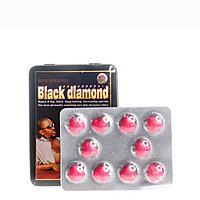 Возбуждающие для мужчин Black diamond 10 таблеток