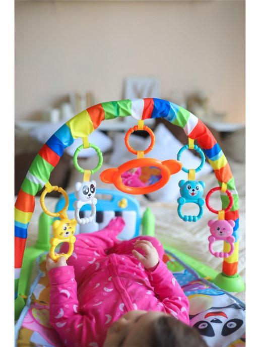 Детский гимнастический коврик Tapis - фото 2