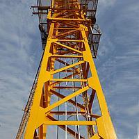 Секции башенного крана L69B1(общий с Potain)