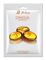 Dr.Kang Тканевая маска с омега-комплексом Omega 3-6-9 Essence Sheet Mask / Nutrition