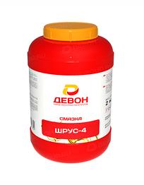 Автомобильная литиевая смазка Девон Шрус-4 - 0,8 кг
