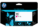 HP C9372A Картридж пурпурный HP 72 для DesignJet T1100/Т1100ps/Т610, 130 ml