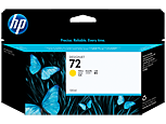 HP C9373A Картридж желтый HP 72 для DesignJet T1100/Т1100ps/Т610, 130 ml