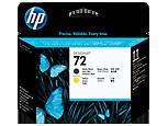 HP C9384A Печатающая головка черная матовая и желтая HP 72 для DesignJet T1100/Т1100ps/Т610