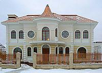 Декоративные элементы фасада из армированного пенопласта