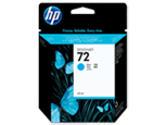 HP C9398A Картридж голубой HP 72 для DesignJet T1100/Т1100ps/Т610, 69 ml