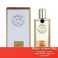 Parfums de Nicolai Amber Oud парфюмированная вода объем 100 мл тестер(ОРИГИНАЛ)