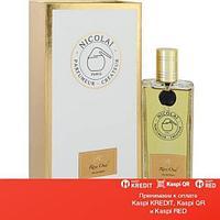 Parfums de Nicolai Incense Oud парфюмированная вода объем 100 мл(ОРИГИНАЛ)