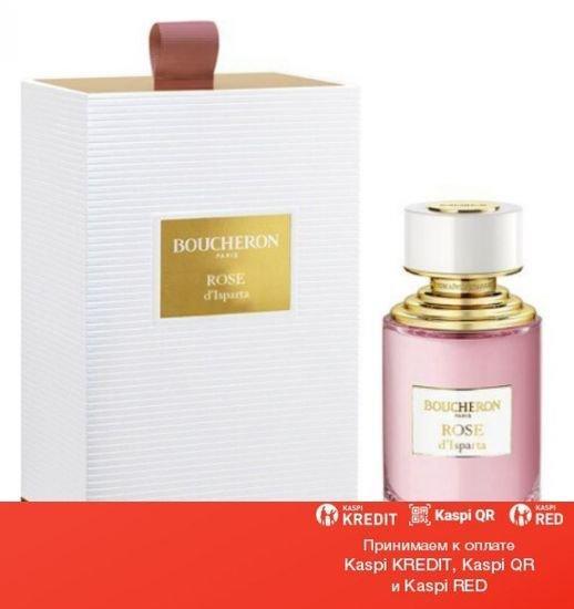 Boucheron Rose d'Isparta парфюмированная вода объем 125 мл тестер(ОРИГИНАЛ)