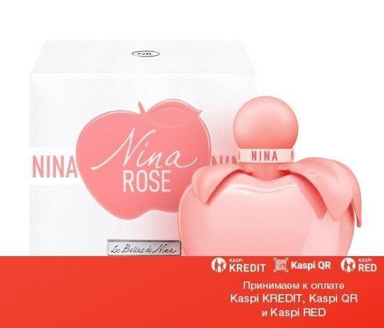 Nina Ricci Rose туалетная вода объем 80 мл тестер (ОРИГИНАЛ)