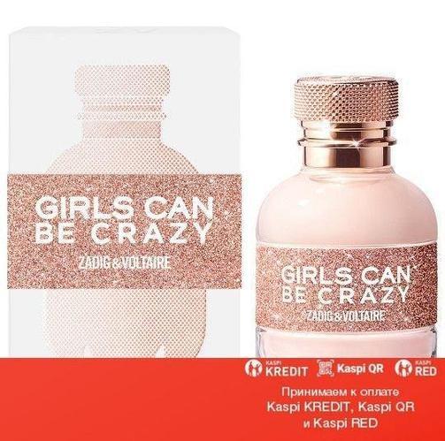 Zadig & Voltaire Girls Can Be Crazy парфюмированная вода объем 50 мл тестер (ОРИГИНАЛ)