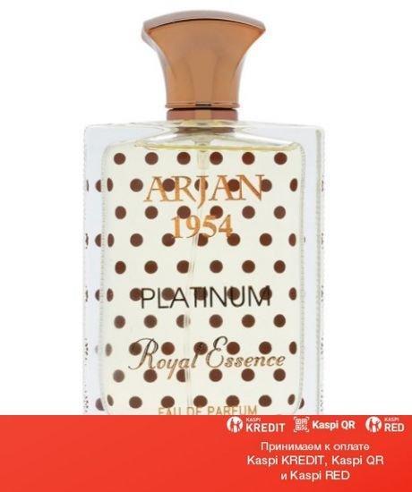 Noran Perfumes Arjan 1954 Platinum парфюмированная вода объем 100 мл тестер (ОРИГИНАЛ)