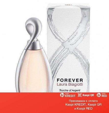 Laura Biagiotti Forever Touche d'Argent парфюмированная вода объем 100 мл тестер(ОРИГИНАЛ)