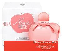 Nina Ricci Les Belles de Ricci Nina Rose туалетная вода объем 80 мл тестер(ОРИГИНАЛ)