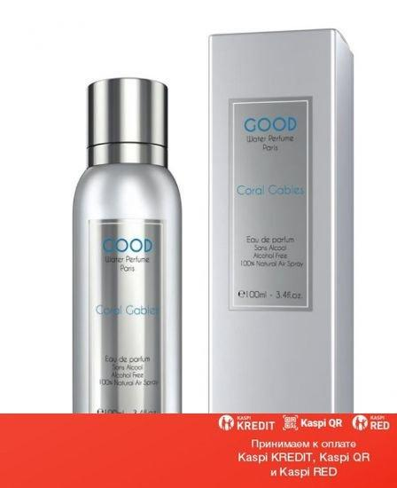 Good Water Perfume Coral Gables парфюмированная вода объем 100 мл(ОРИГИНАЛ)