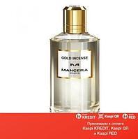 Mancera Gold Incense парфюмированная вода объем 60 мл(ОРИГИНАЛ)