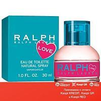Ralph Lauren Ralph Love туалетная вода объем 100 мл тестер (ОРИГИНАЛ)