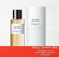 Christian Dior Balade Sauvage парфюмированная вода объем 125 мл тестер(ОРИГИНАЛ)